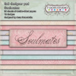 Soulmates - 6x6 pad