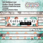 Cotton Candy Dreams - 6x6 designer pad